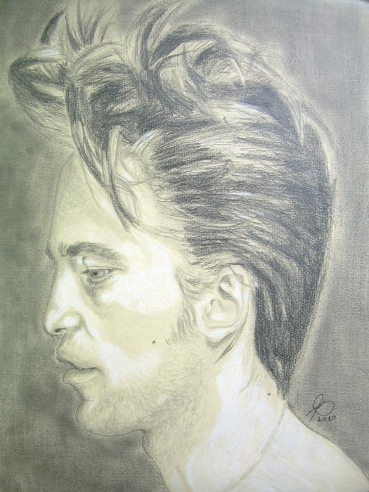Robert Pattinson by JoanaPires
